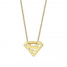 Naszyjnik Superwoman ze złota 14 karat