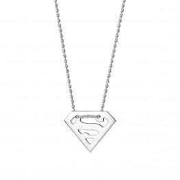 Naszyjnik Superwoman ze srebra 925