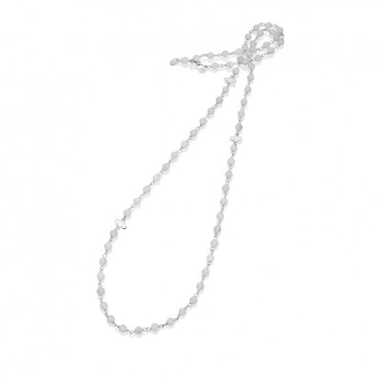 Naszyjnik srebrny kolekcja LUX model LCS002