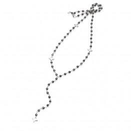 Naszyjnik srebrny kolekcja LUX model LCS009
