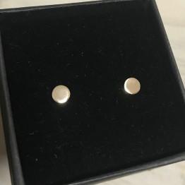 Kolczyki klasyczne kółeczka - pineski