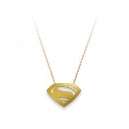 Naszyjnik superwoman 2 złoto 9 karat