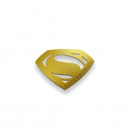 Zawieszka superwoman new złoto 9 karat