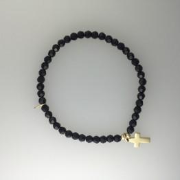 Bransoletka GOLD003 Krzyż